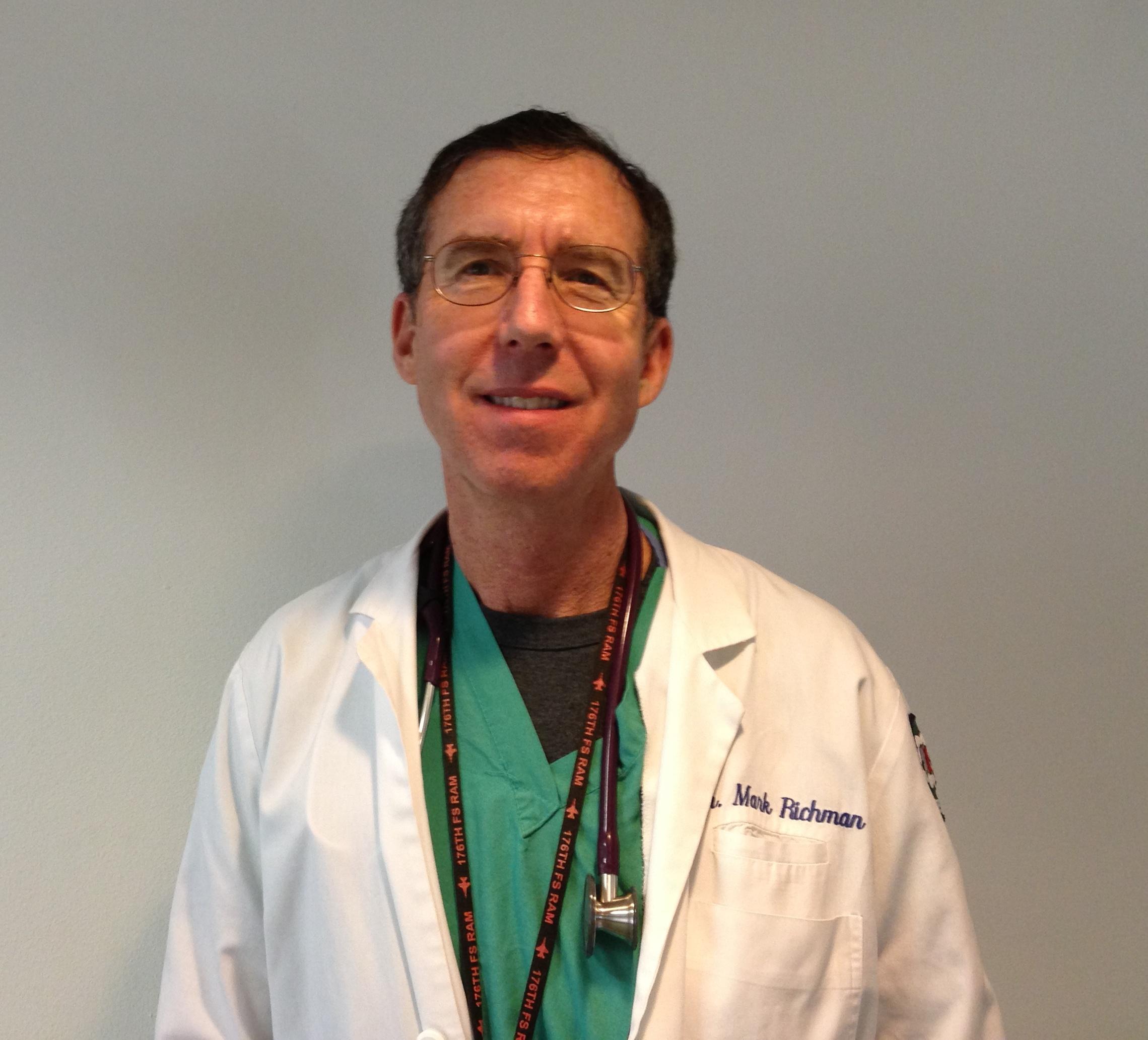 Dr. Mark Richman