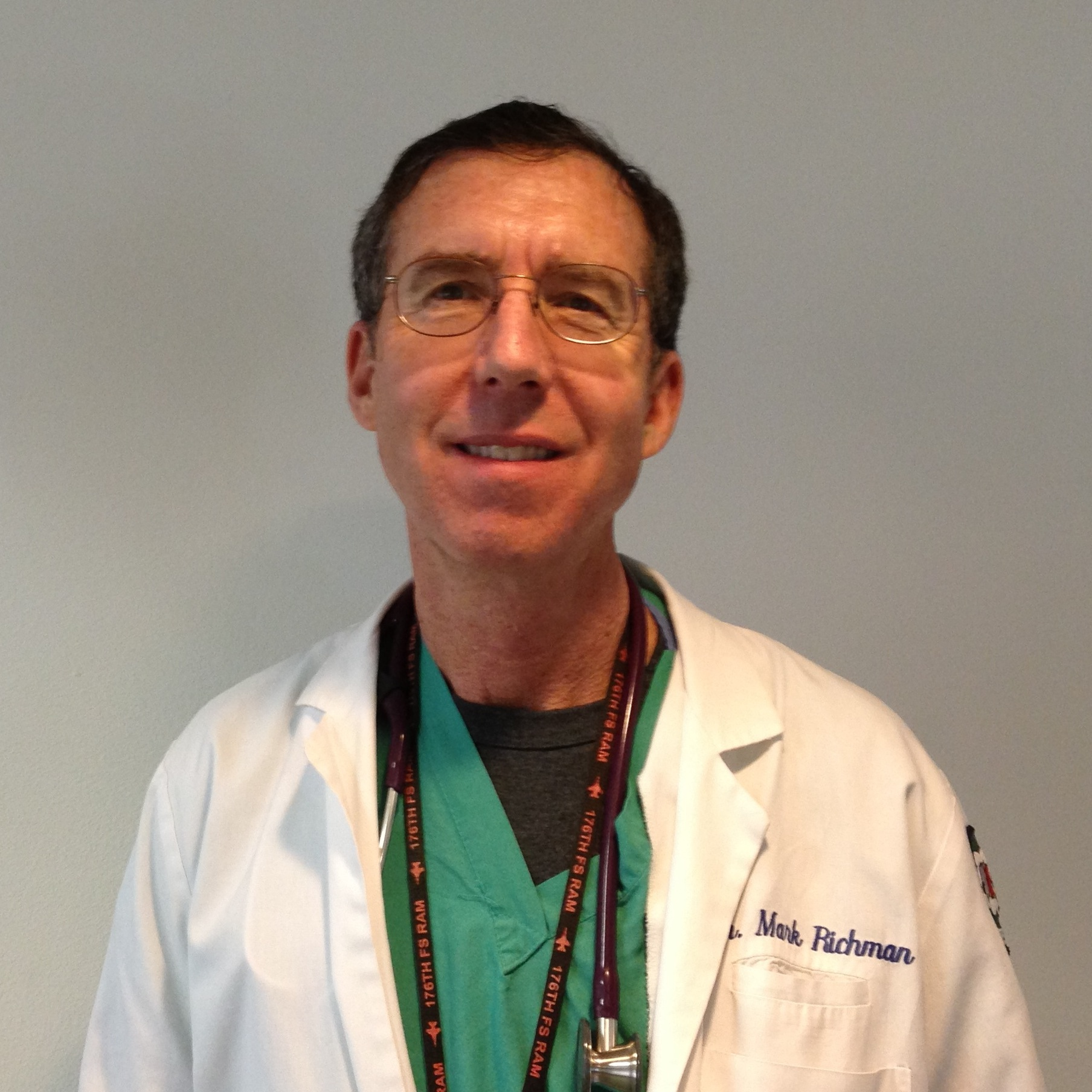 Dr. Mark Richman